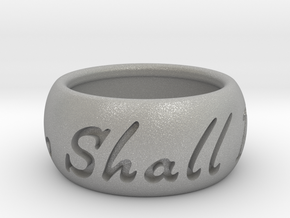 This Too Shall Pass Size 5.75 in Aluminum