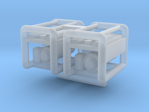 Generator 2PK 1-64 Scale in Smooth Fine Detail Plastic