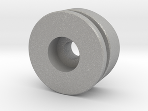 Covertec Button MKI MHS Compatible in Aluminum