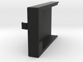 AccessPort Vent Clip in Black Natural Versatile Plastic