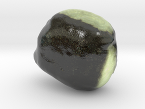 The Rice Ball-mini in Glossy Full Color Sandstone