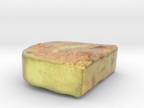 The Terrine-mini in Coated Full Color Sandstone