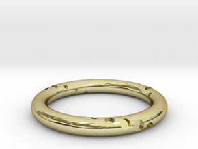 Orbit - Precious Metals in 18k Gold: 5.5 / 50.25
