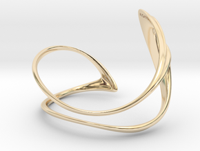 Loop Bracelet  in 14K Yellow Gold