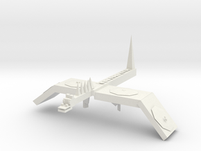 Minecraft Ender Dragon V 2.0 in White Strong & Flexible