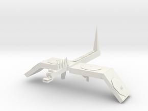 Minecraft Ender Dragon V 2.0 in White Natural Versatile Plastic