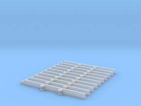 Haspelhalterung für eine Rietze Haspel in Smooth Fine Detail Plastic
