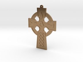 CCA Cross Collection - Model CF in Natural Brass