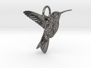 Colibri in Polished Nickel Steel