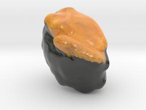The Sushi of Sea Urchin-mini in Glossy Full Color Sandstone