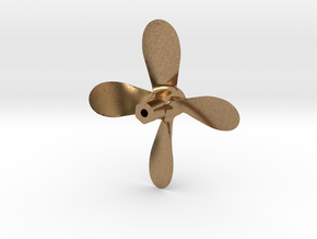 "Propeller 1920 2.75""D x 2.25""P, RH in Natural Brass"