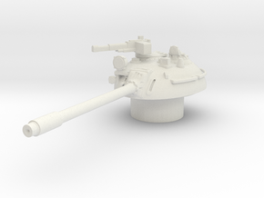 1-100 T55A Turret-5 in White Strong & Flexible
