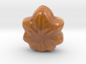 The Maple Manju-mini in Glossy Full Color Sandstone