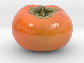The Persimmon-mini in Glossy Full Color Sandstone