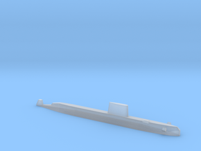 USS Nautilus (SSN-571), 1/2400 in Smooth Fine Detail Plastic