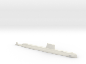 USS Nautilus (SSN-571), 1/1800 in White Strong & Flexible