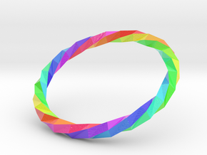 Twistium - Bracelet P=170mm Color in Glossy Full Color Sandstone