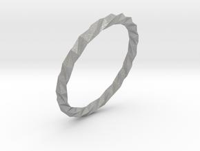 Twistium - Bracelet P=190mm Color in Aluminum