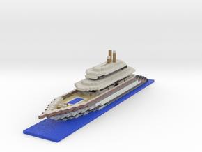 ship in Full Color Sandstone