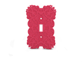 Light Switch in Pink Strong & Flexible Polished