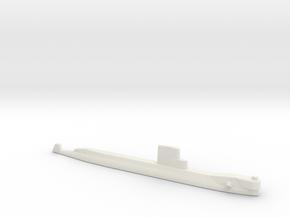 USS Seawolf (1957), 1/2400 in White Strong & Flexible
