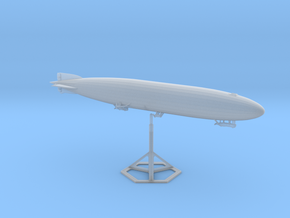 Zeppelin R Type with stand 1/1250 scale in Frosted Ultra Detail