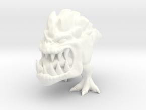 Kritta 02 in White Processed Versatile Plastic