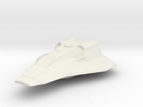 USS Archangel in White Natural Versatile Plastic