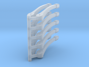 1/64 Flasher Bars in Smooth Fine Detail Plastic