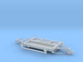 05A-LRV - Forward Platform Going Straight in Smooth Fine Detail Plastic
