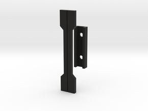Web Fluid Cartridge & Belt Clip (Civil War Spider- in Black Natural Versatile Plastic