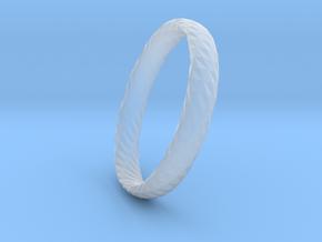 Twistium - Bracelet P=200mm h15 Color in Smooth Fine Detail Plastic