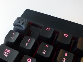 Xbox Cherry MX Keycap in Black Hi-Def Acrylate
