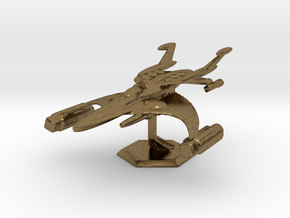 Star Sailers - Chase Class - Astro Fighter in Natural Bronze