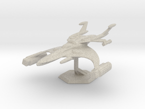 Star Sailers - Chase Class - Astro Fighter in Sandstone