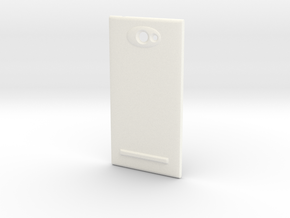 The Other Side Jolla Camera Protector Experiment in White Processed Versatile Plastic