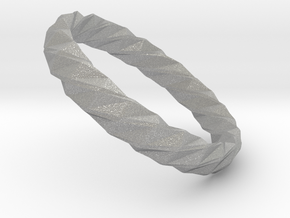 Twistium - Bracelet P=220mm h15 Alpha in Aluminum
