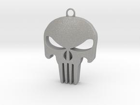 Skull in Aluminum