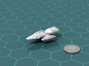 Colonial Cruiser in White Strong & Flexible