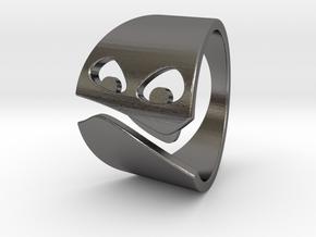 Teaser in Polished Nickel Steel