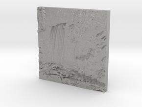 Hopetoun Waterfall in Aluminum