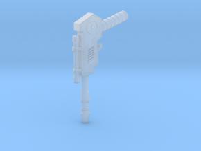 Savage Laser Pistol in Smooth Fine Detail Plastic