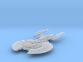Cross Class BattleCruiser in Smooth Fine Detail Plastic