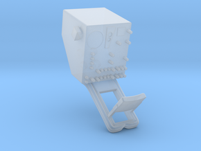04-Folded LRV - Control Display 2 in Smooth Fine Detail Plastic