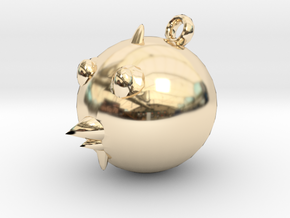 Cute Chick in 14K Yellow Gold
