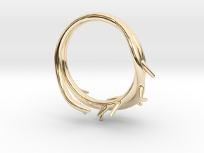 Thorn Ring in 14K Yellow Gold: 5 / 49