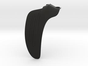 Ducati Multistrada DVT - Kettenradabdeckung V2 in Black Natural Versatile Plastic