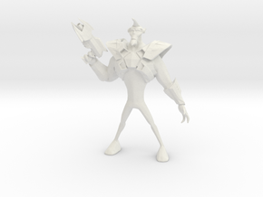 Ace - HoloClone - 8inch in White Natural Versatile Plastic
