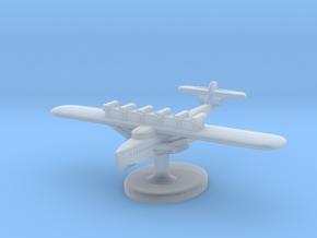 Dornier Do-X German Seaplane (Germany) 1/700 (Qty. in Smooth Fine Detail Plastic