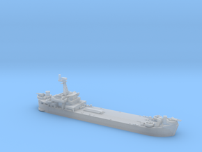 1/600 Vietnam LST in Smooth Fine Detail Plastic